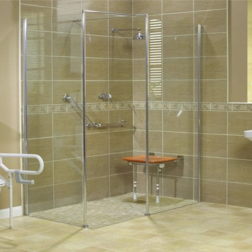 image of a mobility bathroom