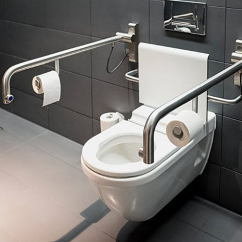 mobility bathroom